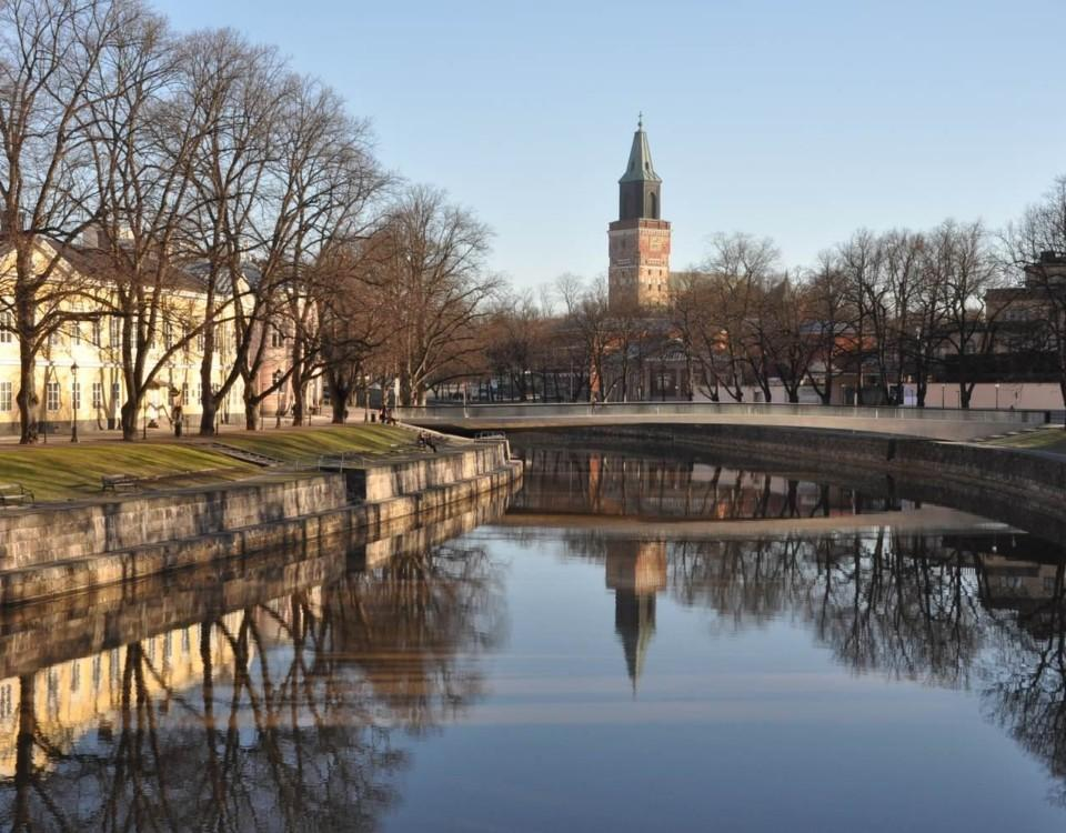 Lutherättling besöker Åbo på lördag. Foto: J-O Edberg
