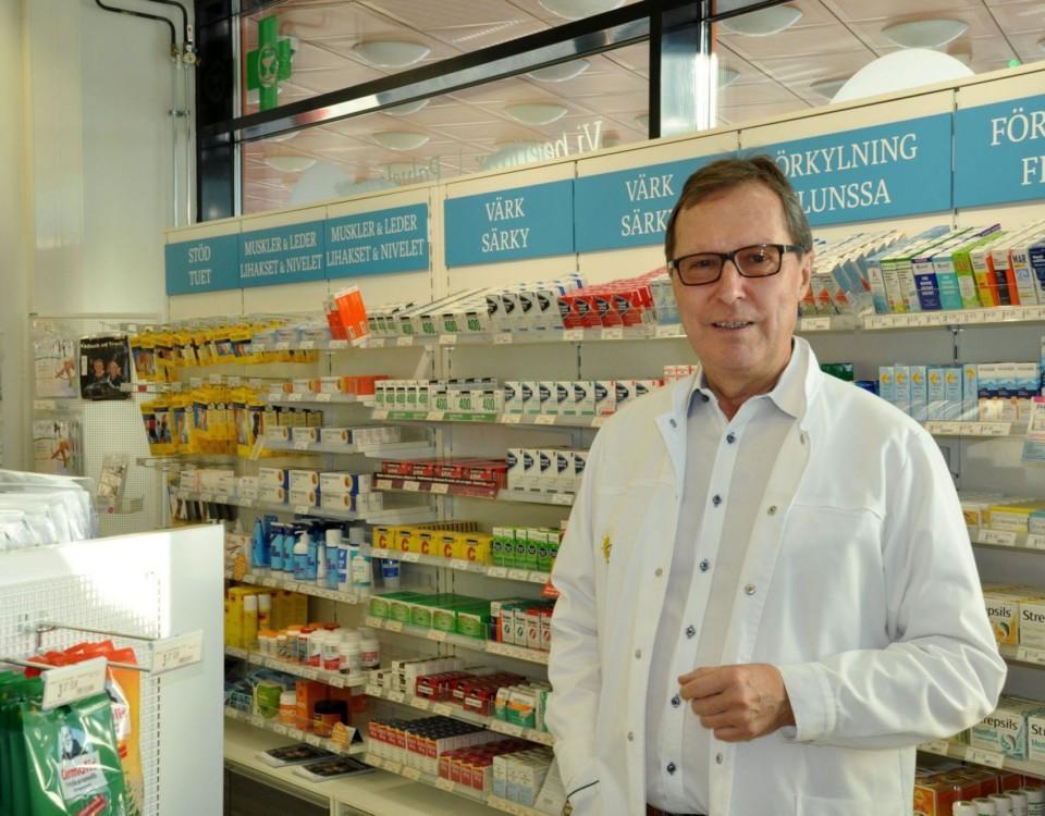 En apotekare