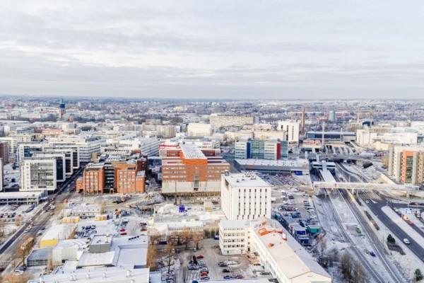 Bild över Kuppis i Åbo