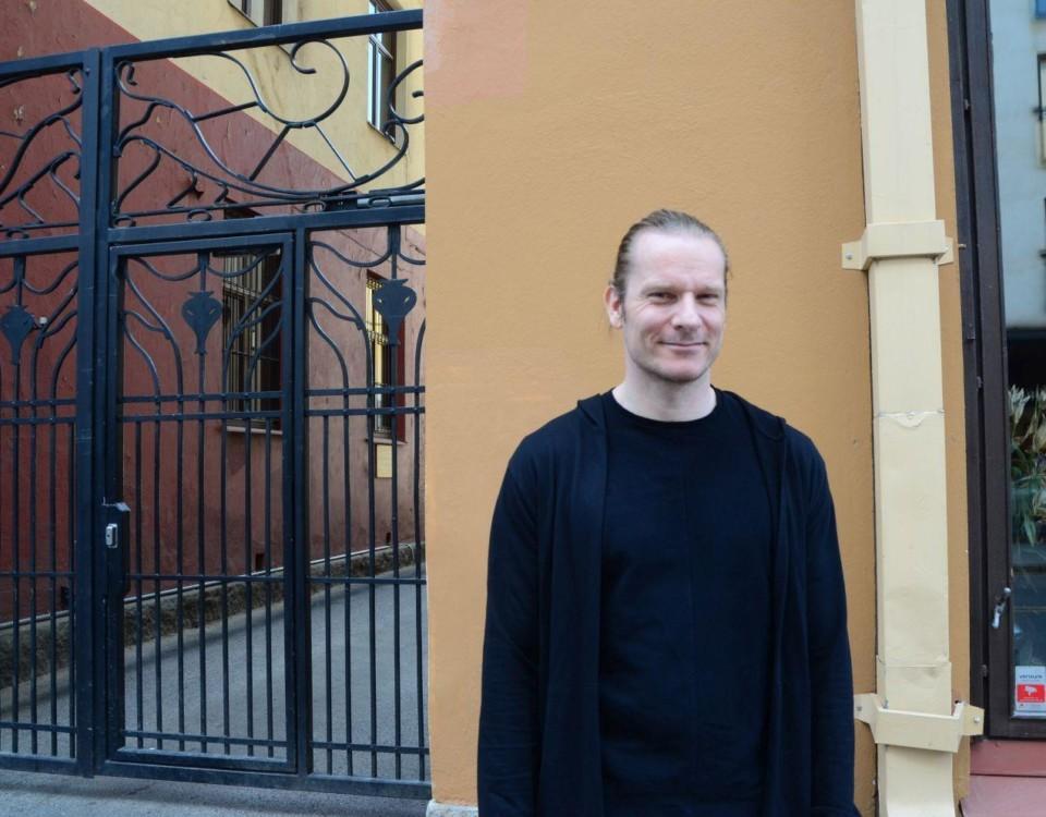 Årets möbeldesigner Ari Kanerva på bild.