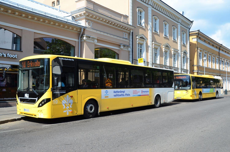 Föli-bussar.