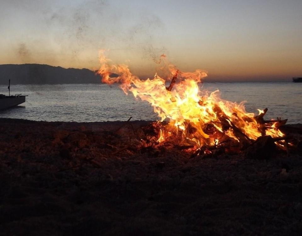 Förbjudet att elda tillsvidare! Foto: CCO
