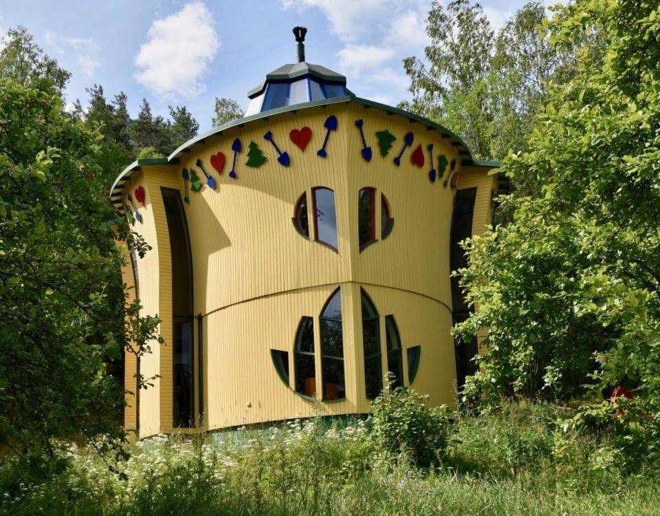 Life on a Leaf-bladhuset i Åbo