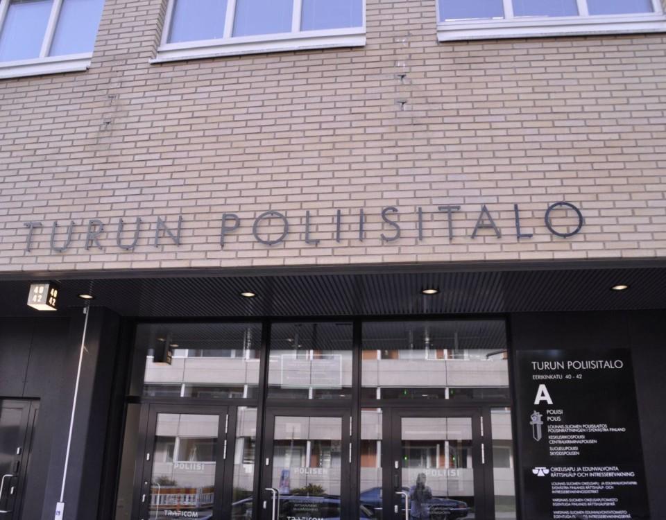 ett polishus