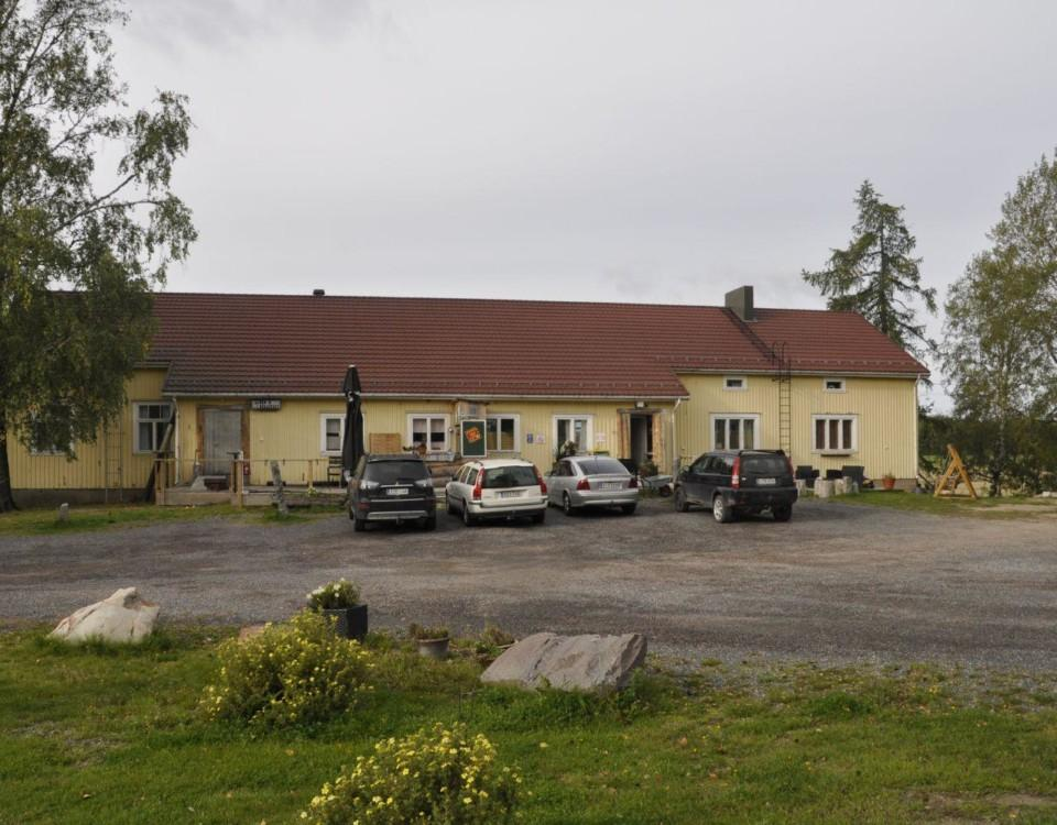 en gammal folkskola