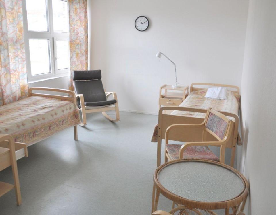Ett tomt rum