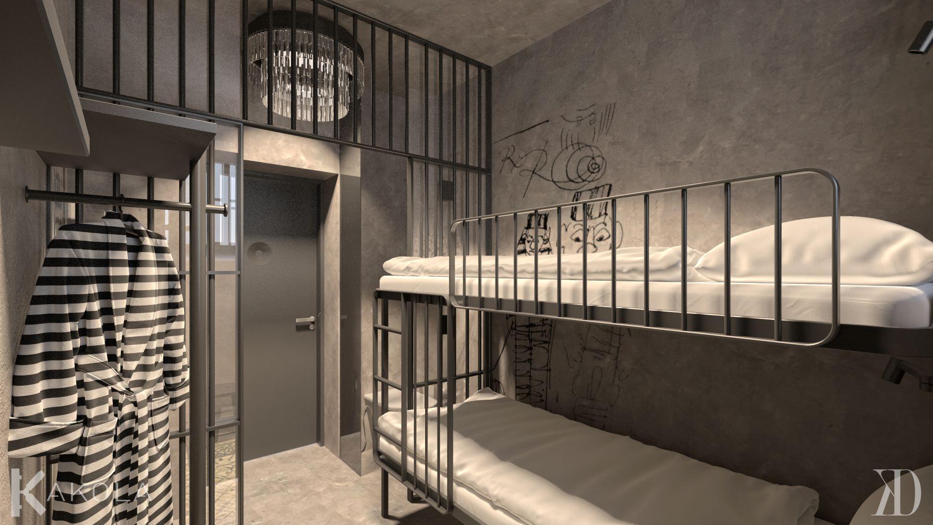 En fängelsecell