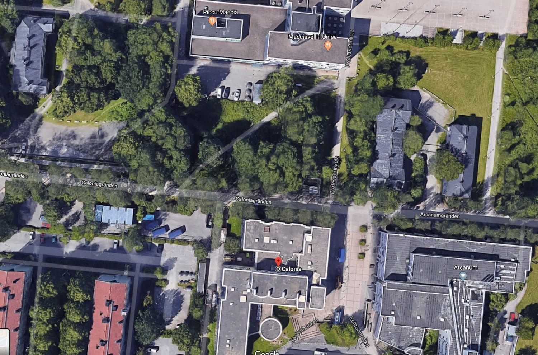 Satellitbild