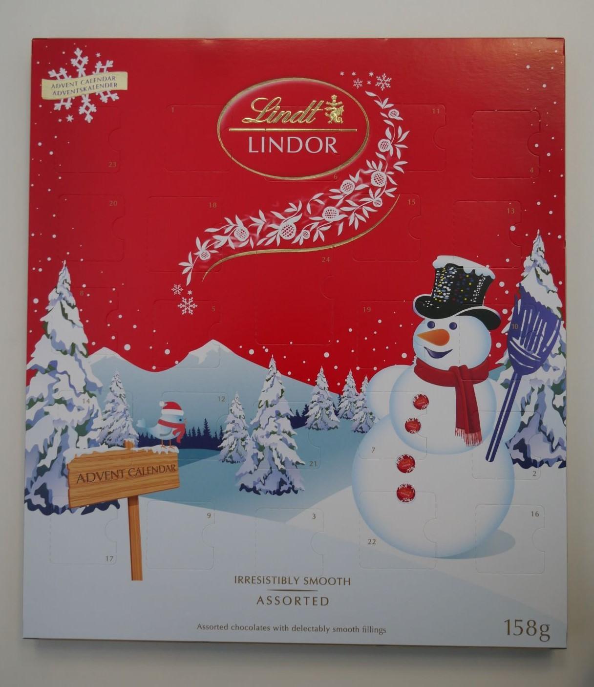 chokladjulkalender