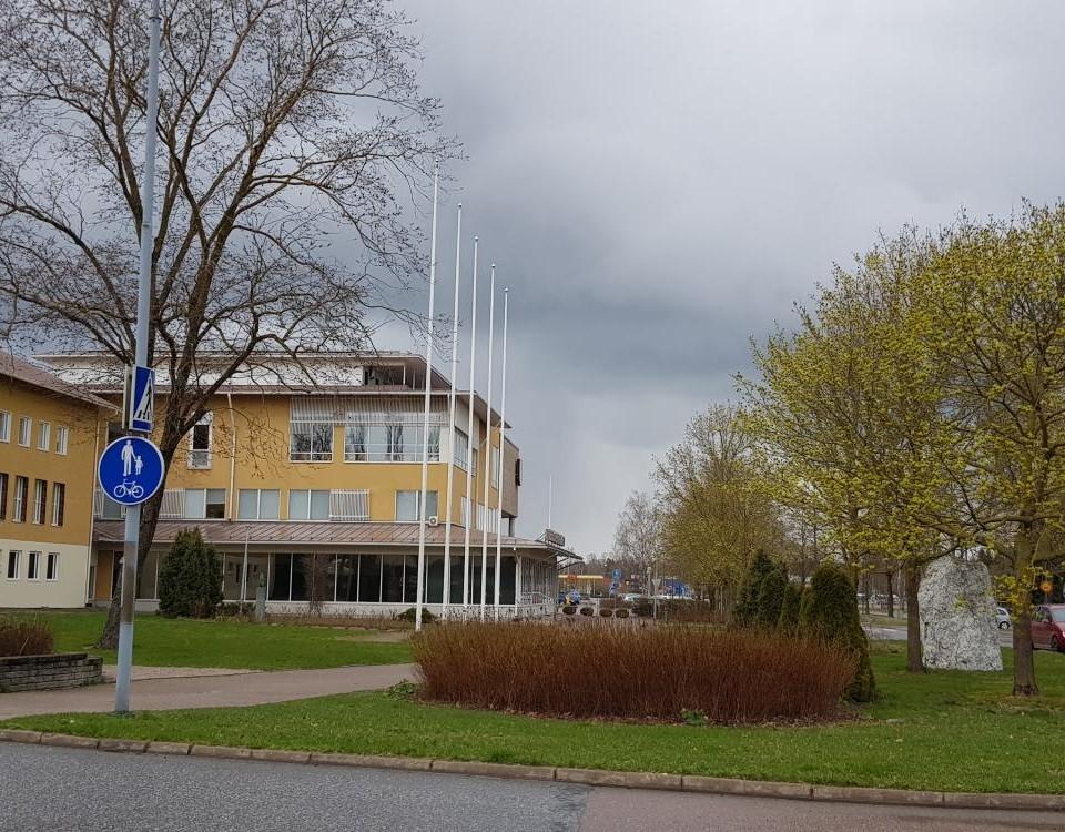 Ett stadshus