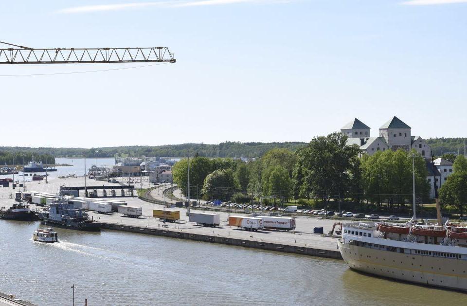Åbo hamn