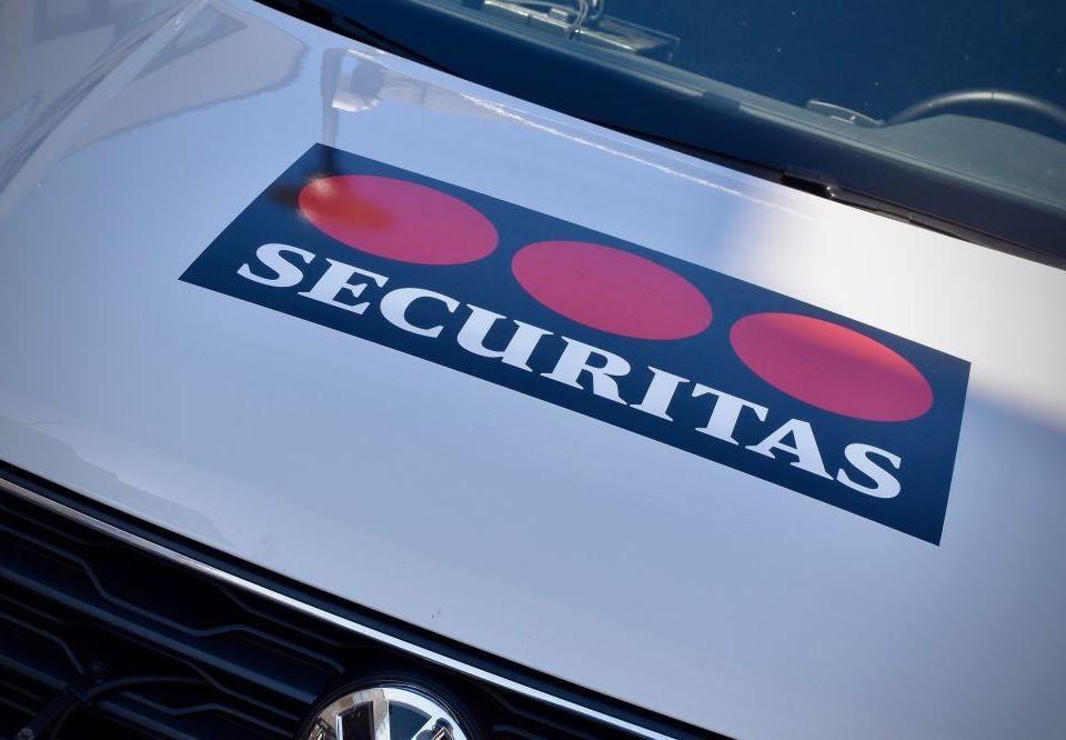 Securitas logga.