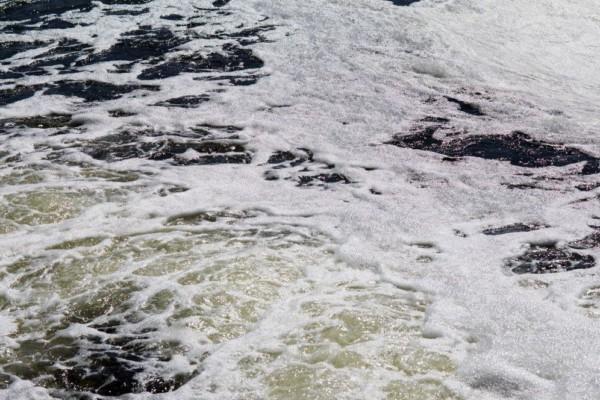 Förorenat vatten