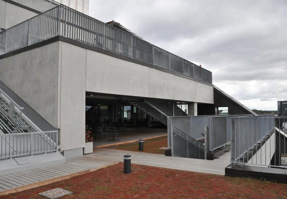 byggnad i betong