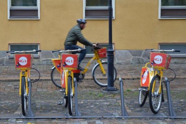 Stadscyklar i Åbo