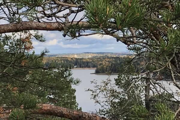 rävsundsbron fotograferad på avstånd