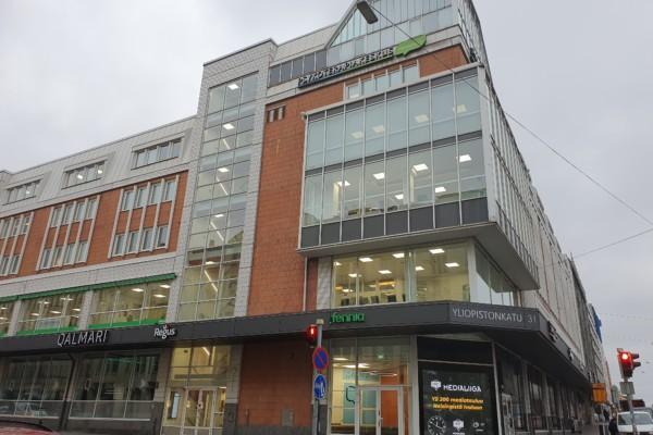 höghus i Åbo