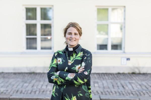 Åbo ärkestifts biskop Mari Leppänen