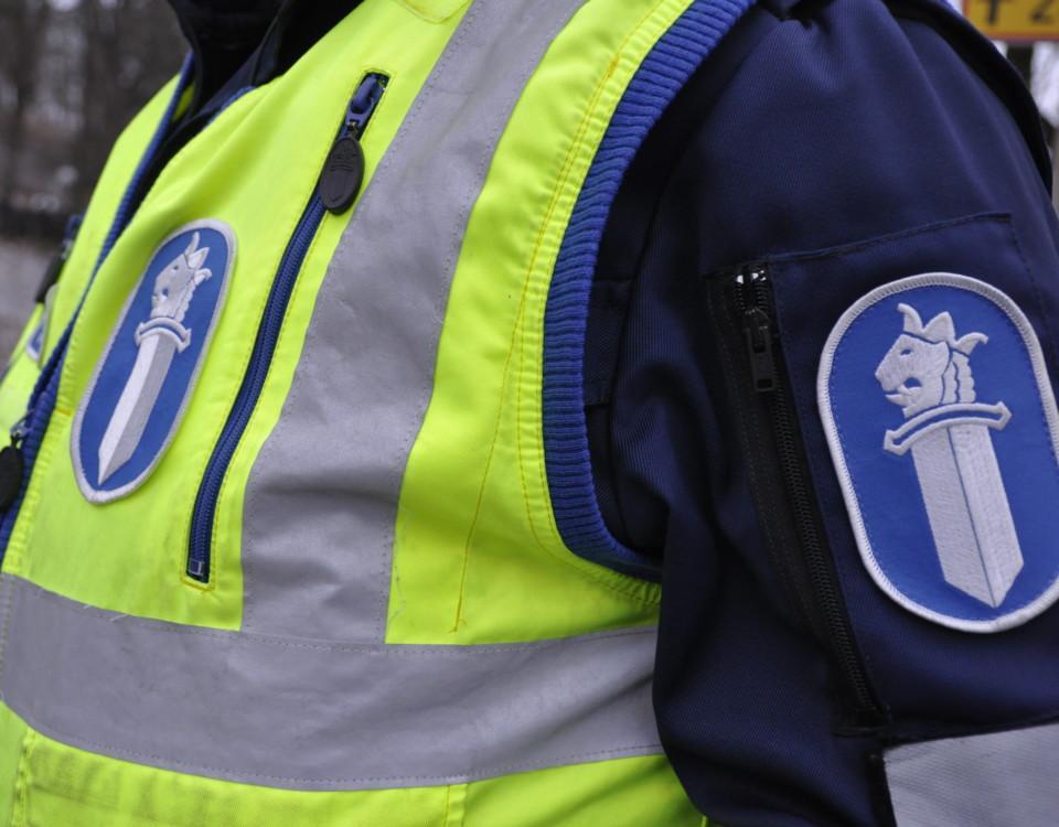 en polisman