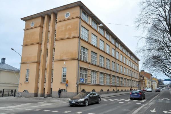 Rettigs gamla tobaksfabrik i Åbo