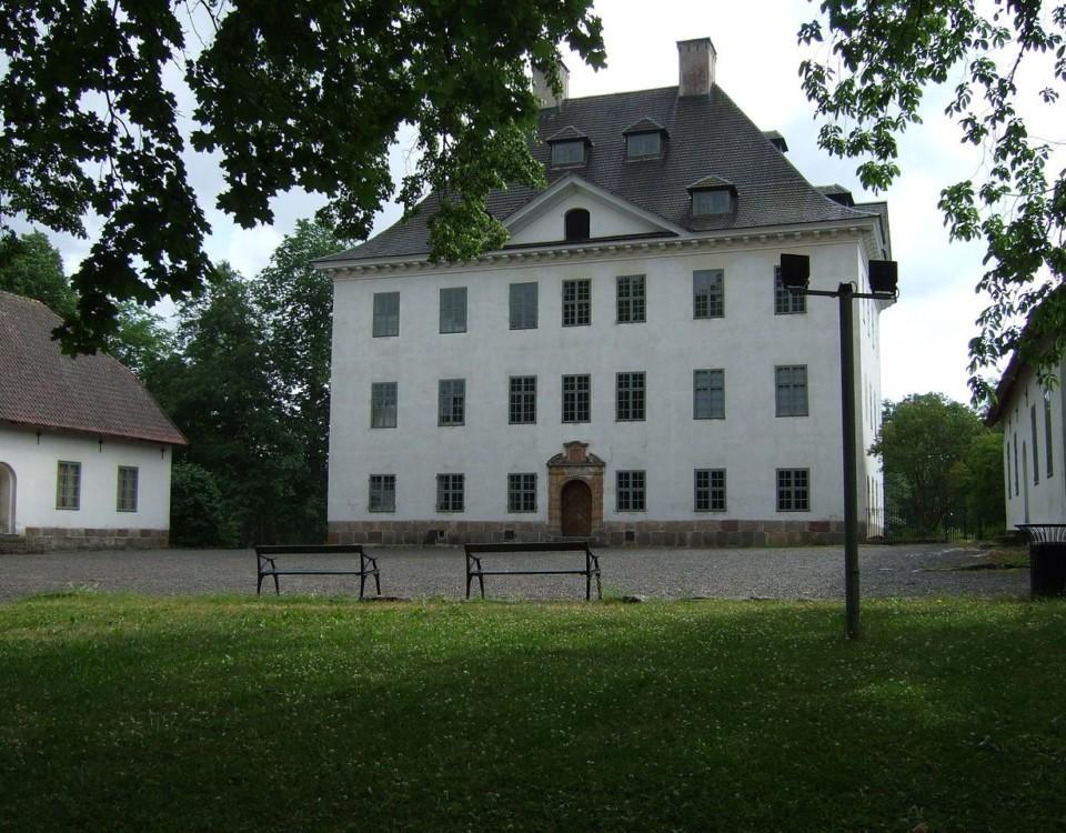 Villnäs slott i Masku