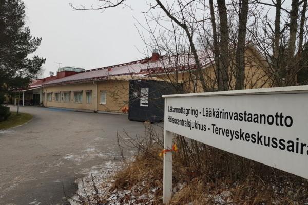 hälsovårdscentral