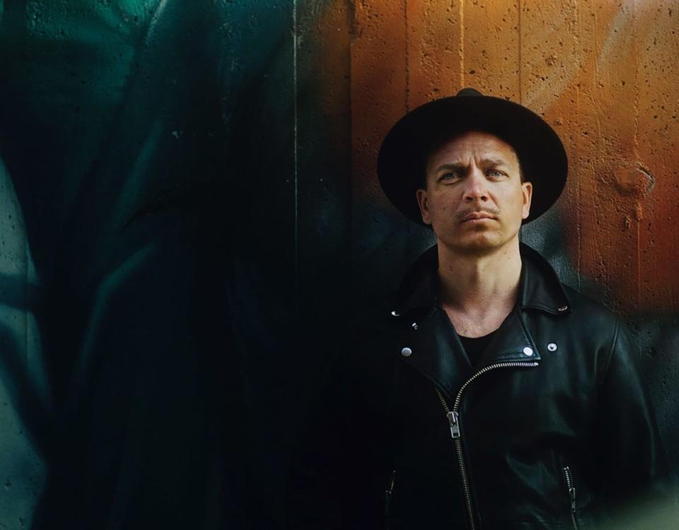 Artisten och låtskrivaren Fredrik Furu