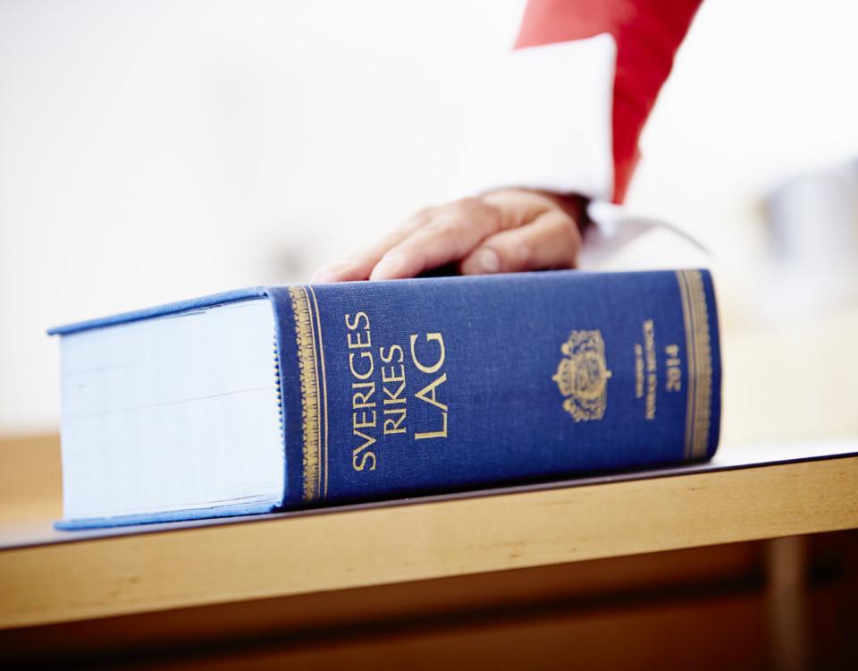 Den svenska lagboken