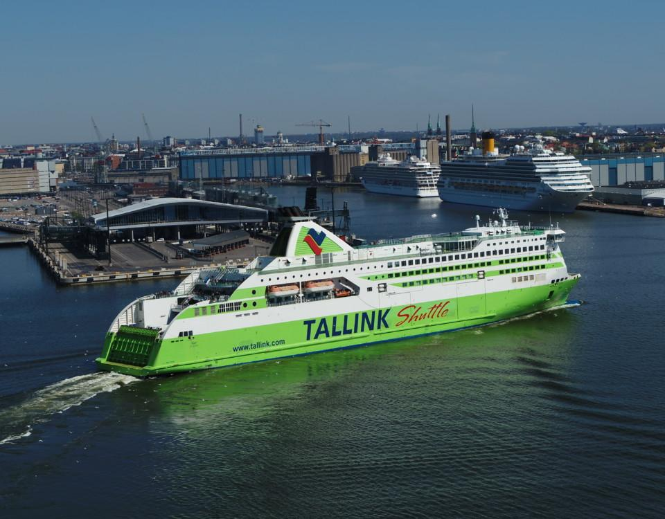 ett passagerarfartyg