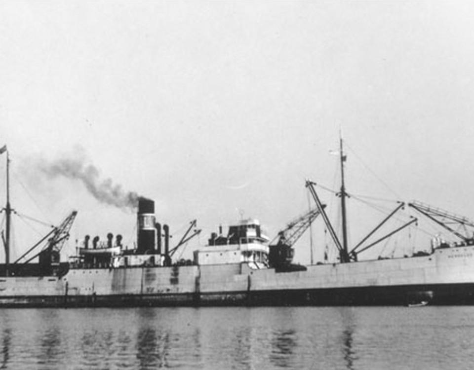Fartyget Herakles
