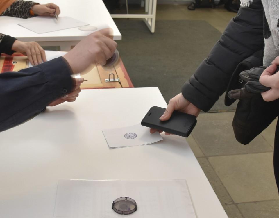 röstsedel