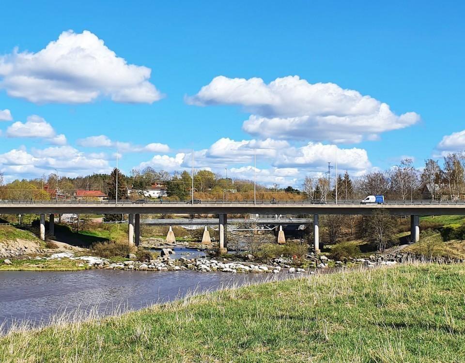 Hallisbron i Åbo