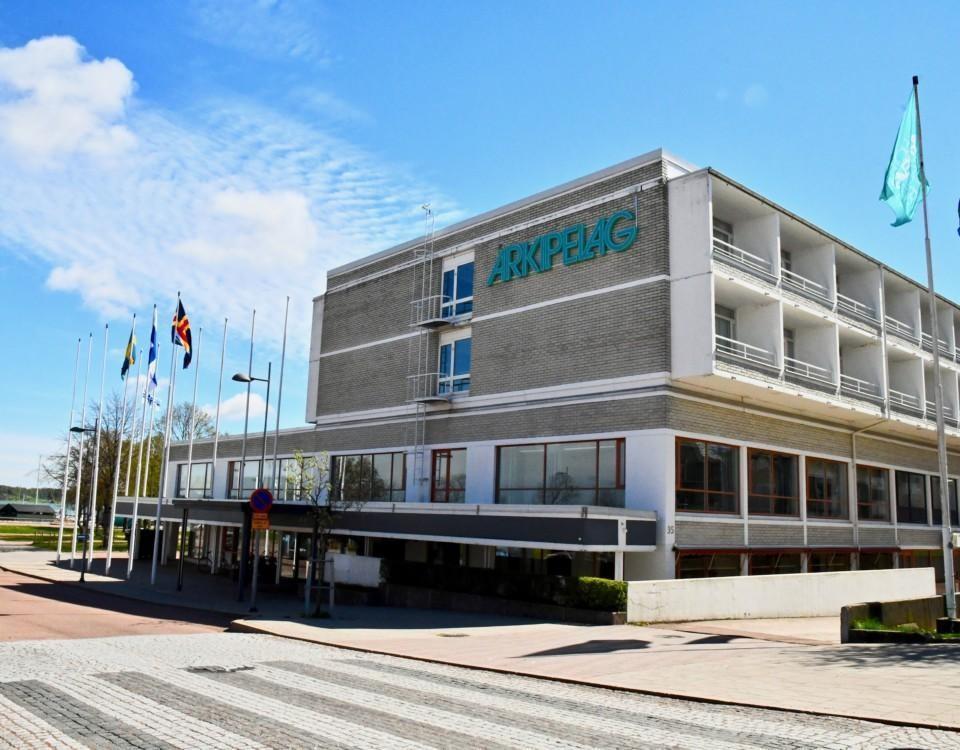 Ett hotell