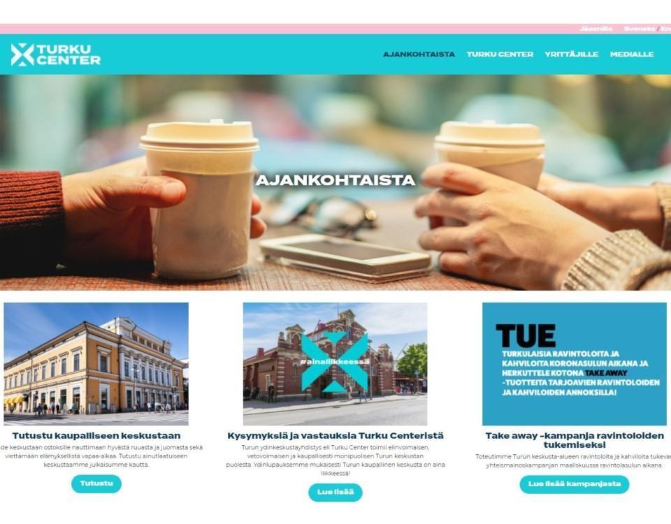 Bild på webbsida
