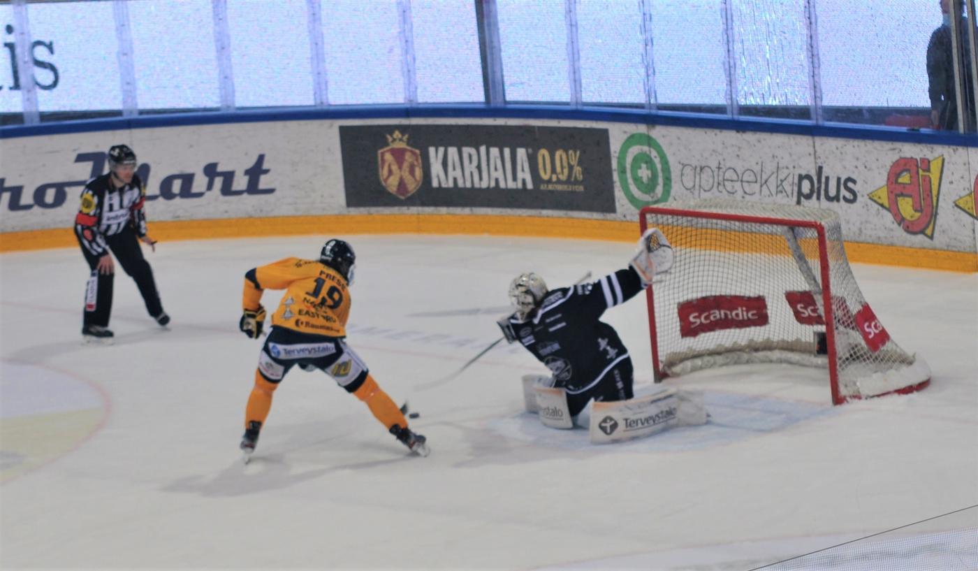 Ishockeystraffslag
