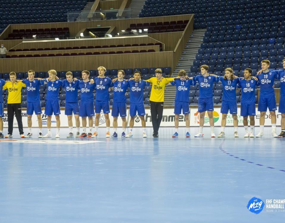 Finlands U-19 landslag i handboll.