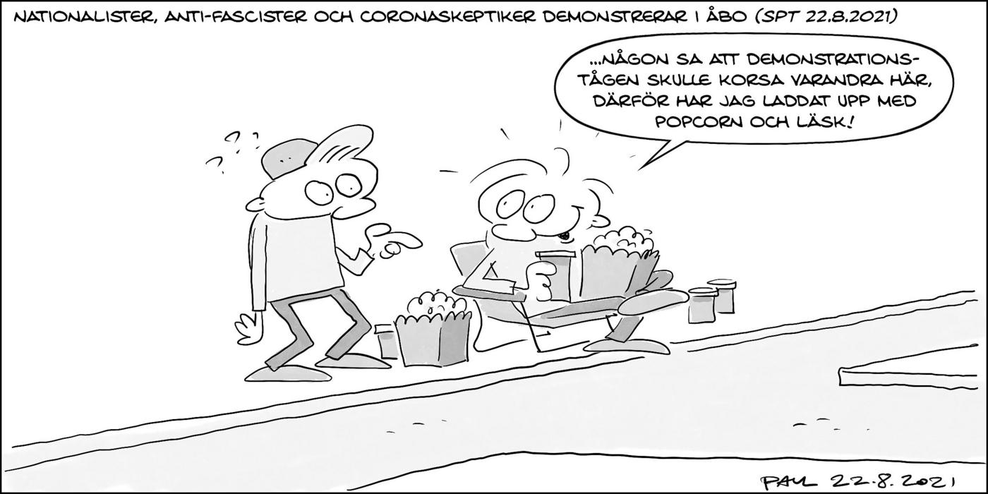 Seriefiguren Gnurf