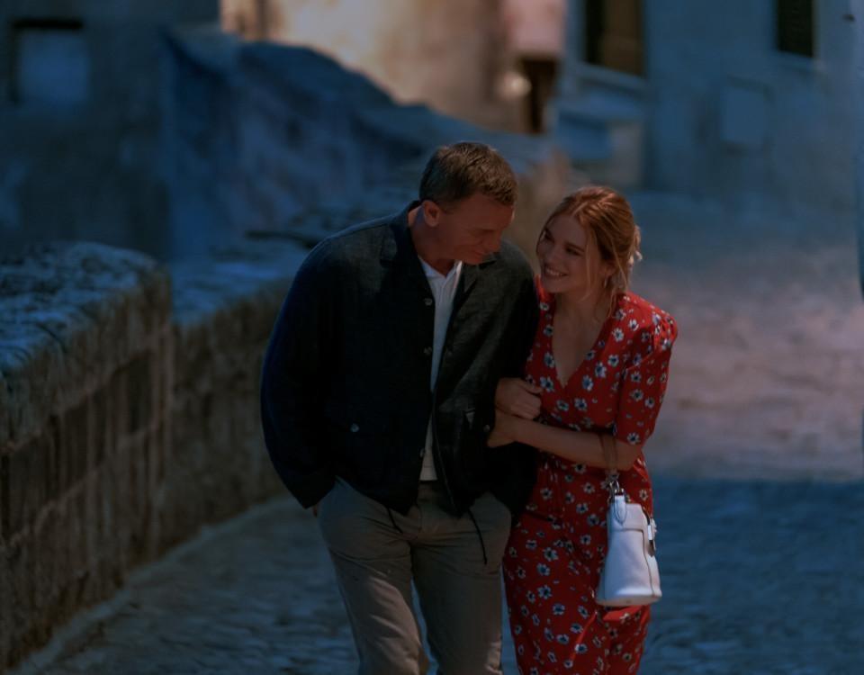 Scen ur James Bond-filmen.