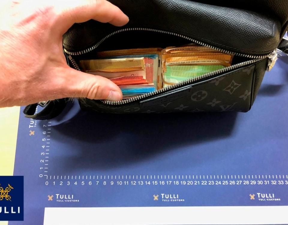 en plånbok