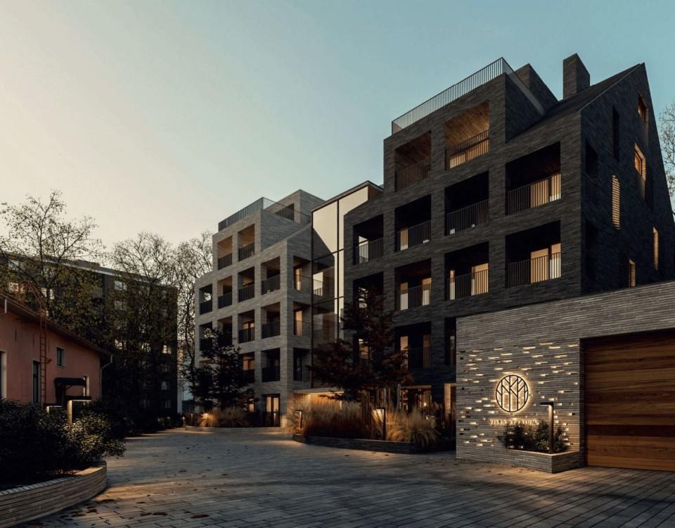 Vision för nytt hus