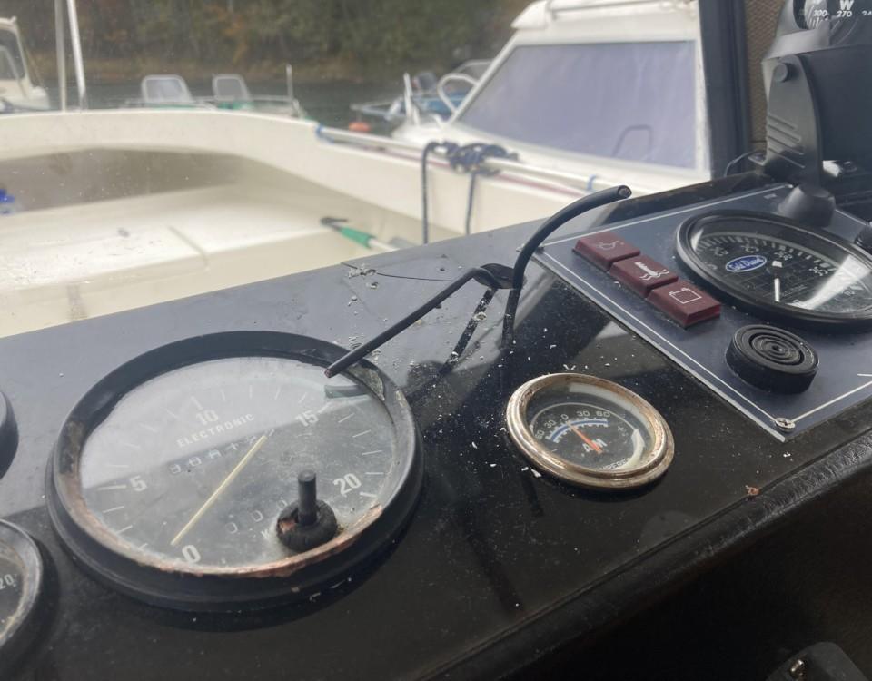 Båtinredning